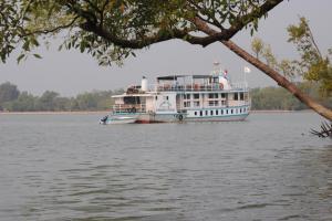 Sundarbans boat
